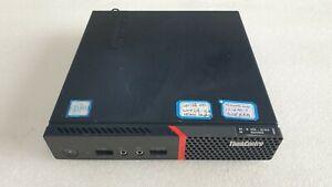 Lenovo ThinkCentre M900 Tiny Intel i7 6700T 8G ram 240GB SSD WiFi Win 10