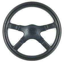 Genuine Italvolanti Formel Janspeed Edition 380mm leather steering wheel.  8E