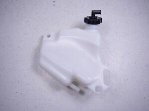 85-87 Honda ATC 250R ATC250 Coolant Overflow Reservoir Bottle Tank & Lid Cap