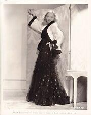 MARY CARLISLE Beautiful Original Vintage 37 Paramount DBW FASHION Portrait Photo