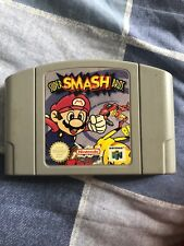 Super Smash Bros Nintendo 64 N64 Cartridge Only