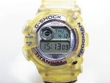 G-Shock Frogman DW-9900 WC-2T WCCS Titanium Limited Gold Casio Watch (8200 8201
