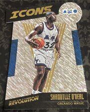 Shaquille o'neal 15/16' Panini Revolution Basketball No.9