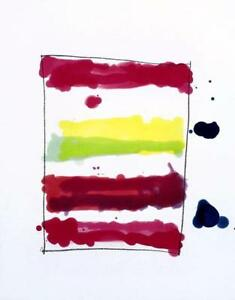 MAGNIFICENT LIMITED SIGNED ORIGINAL MARY HEILMANN ETCHING CROWN POINT PRESS