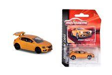 Majorette 212053052Q20 - Premium Cars - Renault Megane R.S. - Orange Metallic
