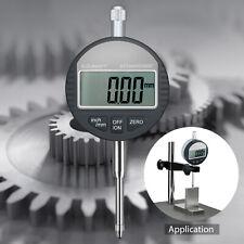 001mm0005 Range 0 127mm05 Digital Probe Dial Indicator Clock Dti Gauge