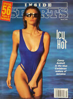 Inside Sports Swimsuit Issue March 1994 Magazine Carey Arnholt No Label NM