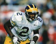 Charles Woodson Michigan Wolverines Football 8X10 Sports Action Photo (Nn-1)