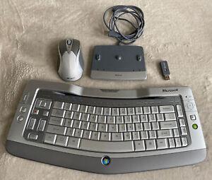 Microsoft Wireless Entertainment Desktop 8000 in Excellent Working Condition
