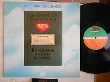 PASSPORT DOLDINGER 1971 GERMAN REISSUE GATEFOLD EDITION ATLANTIC LABEL LP  B25