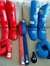 Kids Wkf Sparring Gear Set size L