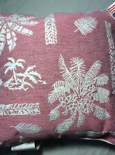 Lucaya Throw Palms Tapestry Throw Pillow Afghan Pillow