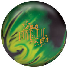 DV8 Pitbull Bite 13LB Bowling Ball New Big Hook 1st Quality