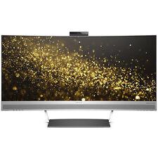 HP Consumer Envy 34 Curved Display - 34 inch LED-Lit Monitor w/ VESA Mount Adapt