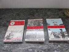 michel gueguen  le maitre l aigle sur la mer concarneau 1939 1945 en 3 tomes
