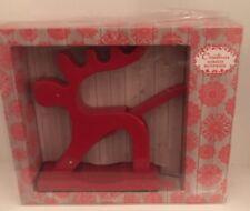 Eddingtons Red Reindeer Nut Cracker (New)