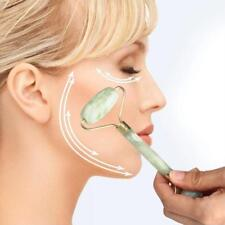 Facial Massage Jade Roller Face Thin Massager Beauty Tools Equipment Women Men