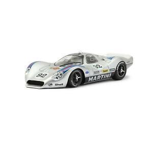 NSR 0192SW Ford P68 Martini Racing Grey #92
