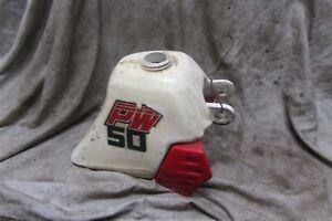 1986 1987 YAMAHA PW50 PEE WEE 50 FUEL GAS PETROL TANK