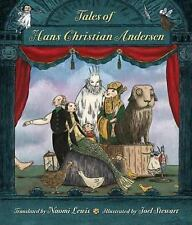 Tales of Hans Christian Andersen Hardcover Book~Free Shipping~GREAT DEAL~