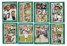 2006 TOPPS TOTAL CLEVELAND BROWNS TEAM LOT (51) NO DOUBLES,WINSLOW,DILFER,SUGGS