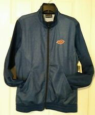 Lotto Italian Sport Design Soccer Track Jacket Blue Sz  ~ US Large   NWT