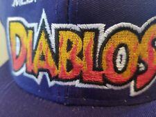 vtg NEW stitched EL PASO DIABLOS adjustable baseball cap Chihuahuas minor league
