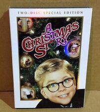 A Christmas Story (Dvd, 2008, 2-Disc Set, Special Edition) New