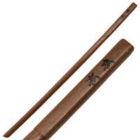 Aikido Japanese Martial Arts Practice Bokken Wooden Ninja Sword