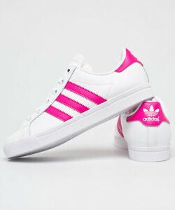 New Adidas Originals Sneaker Superstar Coast J EE7464 Womens Size 9 Kid's Size 7