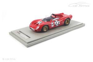 Alfa Romeo 33.2 Periscopio 1000 km Nürburgring 1967 Bussinello/Zeccoli