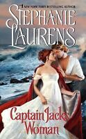 Captain Jack's Woman (A Bastion Club Prequel) by Laurens, Stephanie