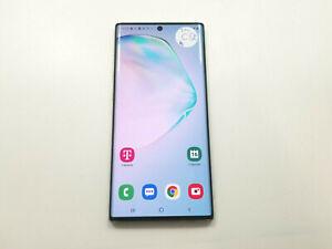 Samsung Galaxy Note 10+ 5G N976U T-Mobile Clean IMEI Fair Condition - RJ1594