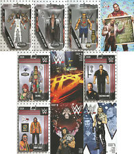 WWE 1-9 + THEN NOW FOREVER #1 - BOOM STUDIOS - BRAND NEW - SETH ROLLINS SHIELD