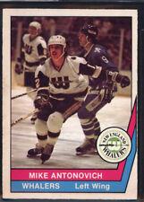 1977-78 O-Pee-Chee WHA #34 Mike Antonovich - NM *081-754