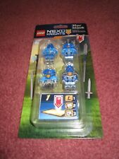 LEGO NEXO KNIGHTS ARMY BUILDING SET 853515 - NEW/SEALED