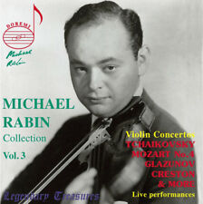 Michael Rabin - Rabin Collection 3 [New CD] Slim Pack