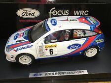 1:18 AUTOart #80013 Carlos Sainz Ford Focus WRC #6 Monte Carlo Rally 2000