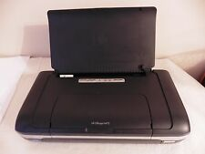 HP Officejet H470 Mobile laptop small portable Inkjet Printer FAULTY FOR SPARES