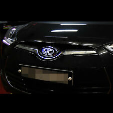 LED Emblem Hood Front+Rear Trunk 2pcs For Hyundai Veloster / Turbo 2012~2016+