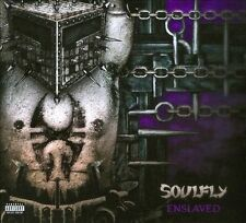 Enslaved [Special Edition] [Digipak] by Soulfly (CD, Mar-2012, Roadrunner Records)