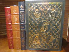 Easton Press Books of Enchantment - 4 volume SEALED