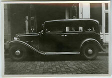 PHOTO ANCIENNE - VOITURE RENAULT TRACTION TSF TOURNAGE (??) - Vintage Snapshot