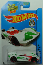 2014 Hot Wheels HW CITY Scoopa Di Fuego 16/250 (White Version)
