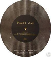 "Pearl Jam 1994 Vitalogy "" Round "" Promo Poster Original"