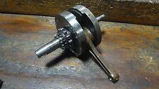 1977 KAWASAKI KZ200 KZ 200 KM341 engine crankshaft crank shaft