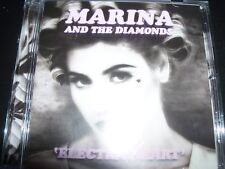 Marina & And The Diamonds Electra Heart Bonus Tracks Australian CD – Like New