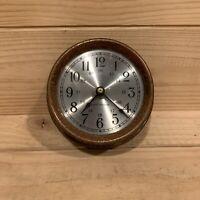 Vintage Seth Thomas Wall Clock Seasprite E335 Parts or Repair