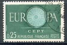 STAMP / TIMBRE FRANCE OBLITERE N° 1266 EUROPA