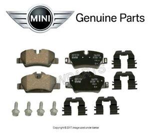 For OEM Mini F55 F56 F57 Cooper 2014-2017 Rear Disc Brake Pad Set Genuine